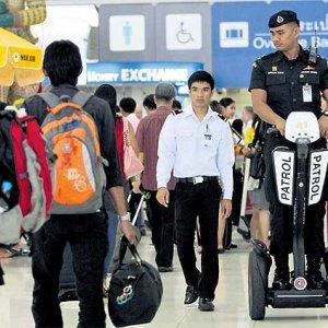 Overcrowded Bangkok Airport a Security Risk, Says IATA