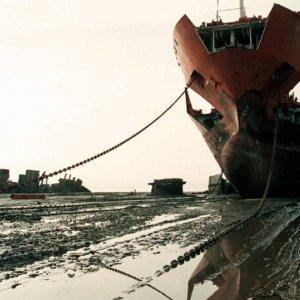 DOE Opposes Ship Breaking