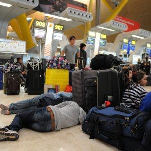 Airport Strikes Threaten Spanish Tourism