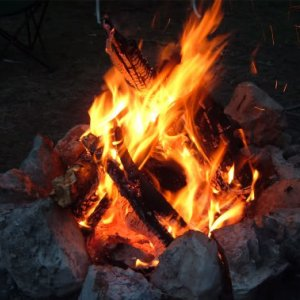 Tourists Urged to Avoid Building Campfires