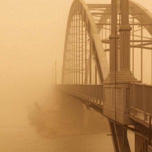 15 Provinces Engulfed in Dust, Pollution