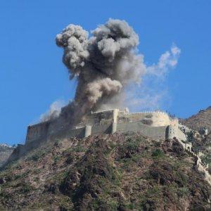 Saudi Airstrikes Taking Toll on Yemen Heritage