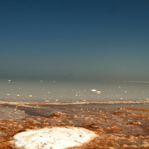 Sedimentation Partially Responsible  for Lake Urmia 'Revival'