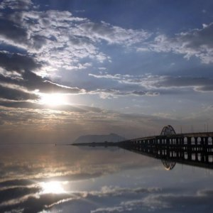 Lake Urmia Showing Signs of Recovery