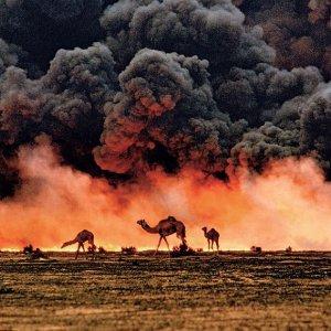 Ebtekar: World Oblivious to Carbon Footprint of Wars