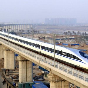 China, Indonesia Sign $5.5b High-Speed Rail Deal