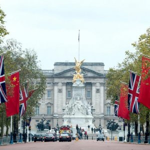 UK Throws Lavish Welcome for Xi