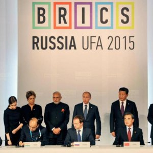 BRICS, a Powerful Factor  for Global Development