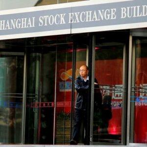 China Stocks Tumble
