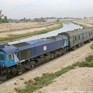 China Wins $600m Egypt  Rail Contract
