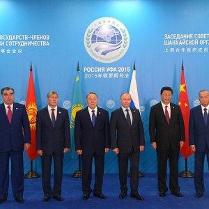China Promoting SCO Economic Strategy