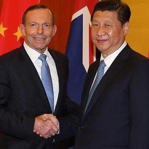China, Australia to Formalize FTA