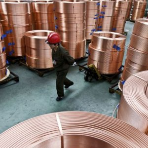 Copper at 4-Week High