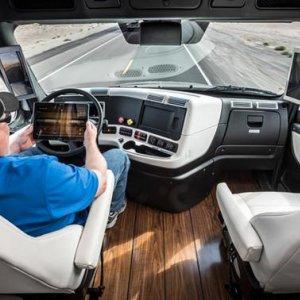 Daimler's Self-Driving Trucks to Hit German Roads