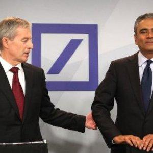 Deutsche Bank Still Faces Hard Times