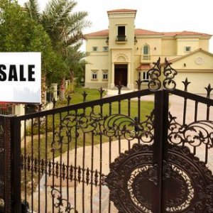 Dubai Property Prices Plummet