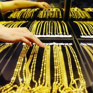 Gold Down 9% This Year