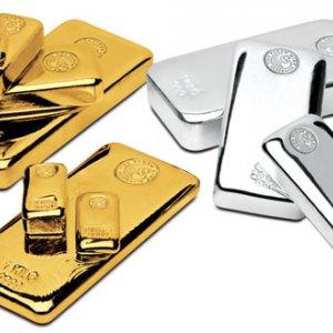 Gold, Silver Climb
