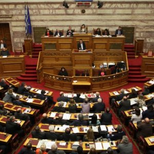 Greek Parliament Okays Referendum
