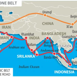 India, EEU to Benefit From Silk Road Economic Corridor