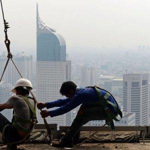 Indonesian Building Boom