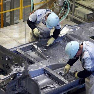 Japan Production Slumps