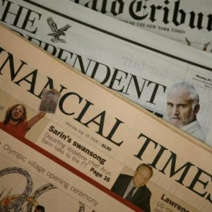 Japan Publisher Buys FT in $1.3b Deal