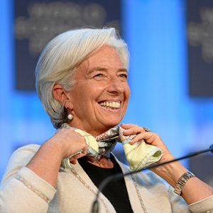 Lagarde Forecasts 'Evolution' in China