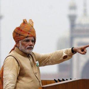 Modi Sets Sights on Africa