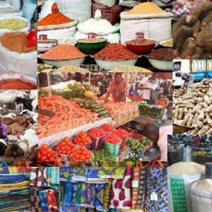 Nigeria Food Prices Rise