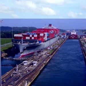 Panama Bans Biggest Ships
