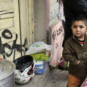 Poverty Threatens  26m European Children