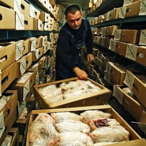 Russia Blocks Turkish Poultry