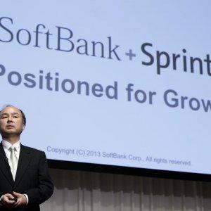 SoftBank Profits Up