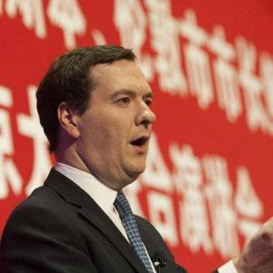 UK Looking at  Broader Picture inChina