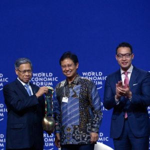 WEF Ends Amid Optimism, Trust