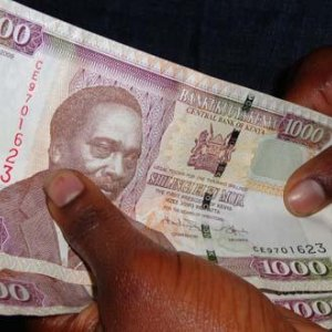 Kenya Currency Sliding, Inflation Outpacing Growth