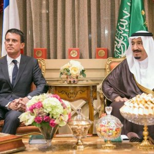 Paris, Riyadh Sign $11.4b Deals