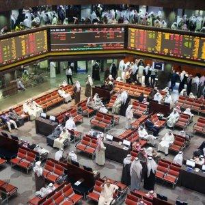 (P)GCC Stock Markets Sink