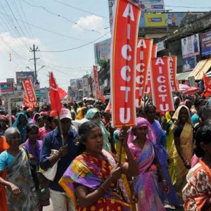 150m Strike in India Over Labor Reforms