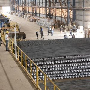 Angola Places Hope in Steel