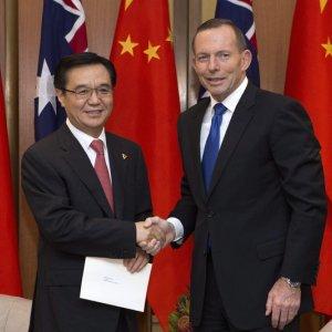 Australia, China Sign FTA