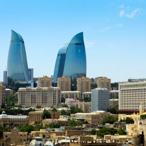 Azeri Rating Enters Junk Territory