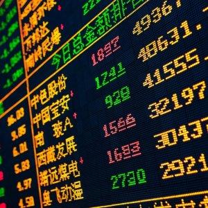 China Stock Market Value Crosses $10 Trillion