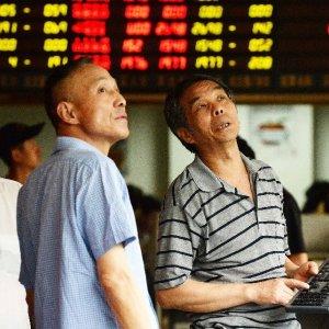 China Shares Break Three-Day Losing Streak