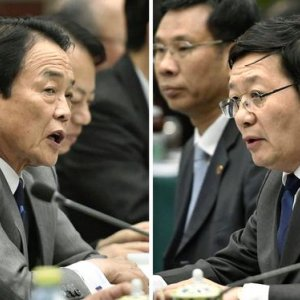China, Japan Reopen Stalled Talks