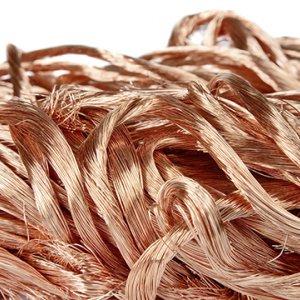Copper Slide Continues