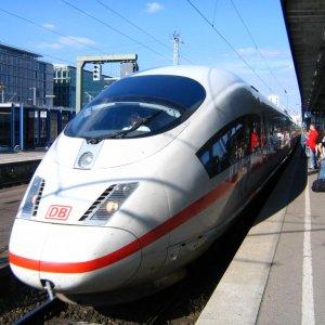 Deutsche Bahn Ends Wage Conflict