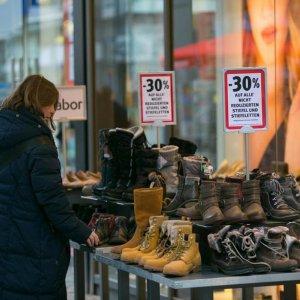 Europe Deflation Scare Over?