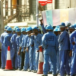Foreign Workers in Qatar Open Bank A/Cs